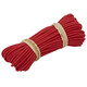 CAMPZ replacement rubber line Tent Accessories 2,2mm/10m red